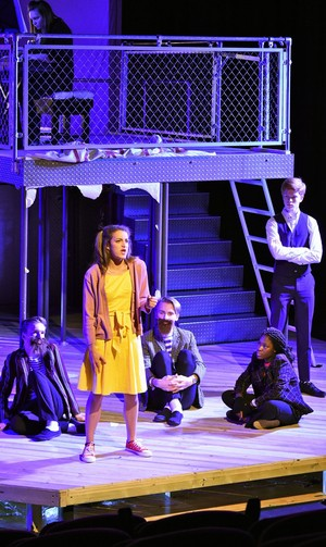 Senior School Show The Threepenny Opera