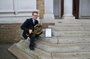 National Concert Band Gold Award Winners Dec 16 - French Horn
