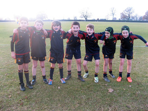 Prep School Junior House Rugby Dec 16