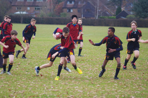Prep School Senior House Rugby Dec 16