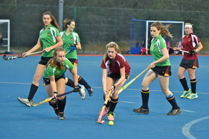 Senior School Senior House Hockey 8 12 16