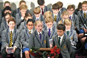 Prep School Carol Service Fri 9 Dec 16