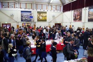 Prep School Christmas Fayre Dec 16
