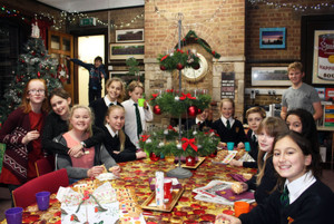 Grimwade Boarders' Chrismast Tea