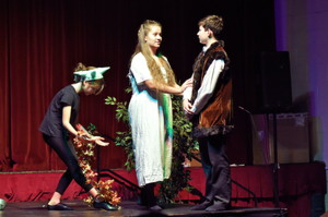 Prep School Play The Tempest Dec 16