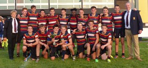Senior School Rugby Success