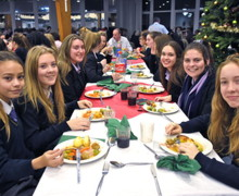 Senior School Day Houses Christmas Dinner, Alliott