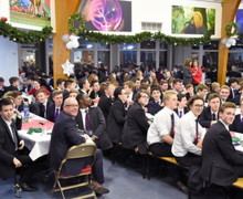 Senior School Day Houses Christmas Dinner