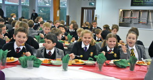 Prep School Christmas Lunch 2016