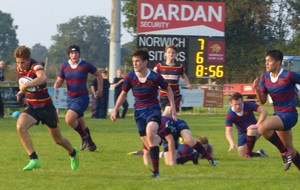 Rugby Bishop's Stortford College