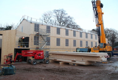 End of Term Update on New Boarding Houses