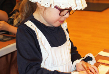 Year 1s' Day with Florence Nightingale