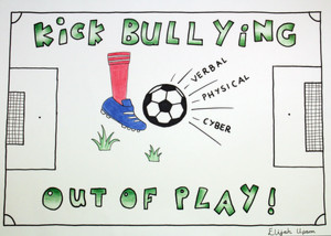 Prep School Anti Bullying Poster Winner 4