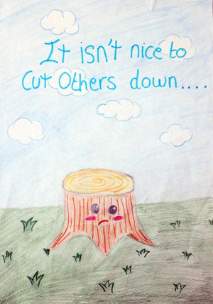 Prep School Anti Bullying Poster Winner 6