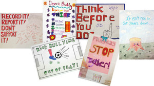 Prep School Anti-Bullying Posters