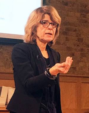 Inspired Horizons talk by Vicky Pryce