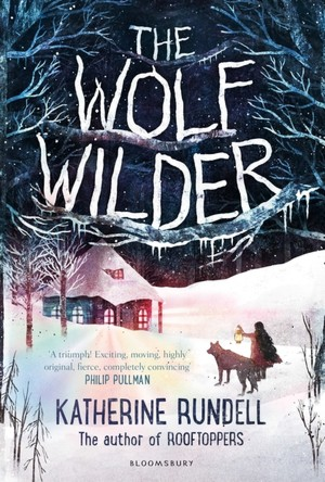 Wolf wilder book cover
