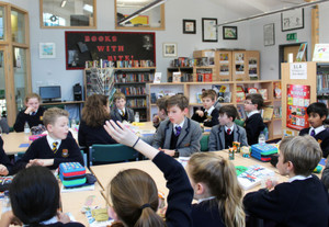 Prep School F1 and 2 book club 2