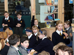 Prep School F1 and 2 book club
