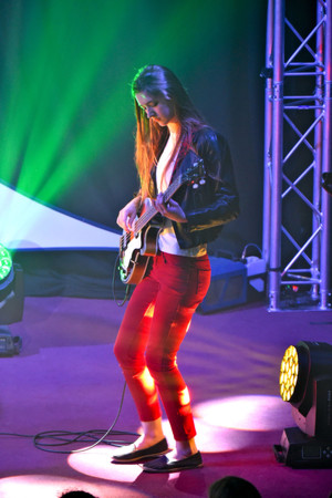 Stars in Their Eyes 2016 singer guitarist