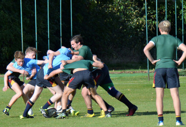 Senior School House Rugby 2016