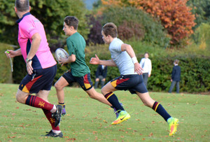 Senior School House Rugby 2016 Sutton v RPH