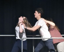 L5 Devised Plays Girls and Boy Actors