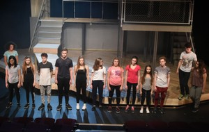L5 Devised Plays All on Stage