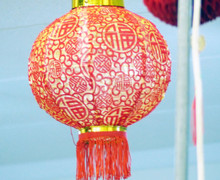Chinese lantern for Boarders