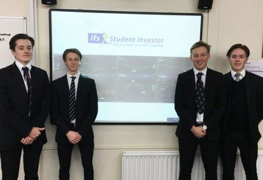 Pupil Investors Through to Semi Final Challenge