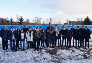 Fantastic Physics Day Trip to CERN