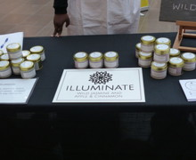 Sixth Form Young Enterprise Candle Business Illuminate