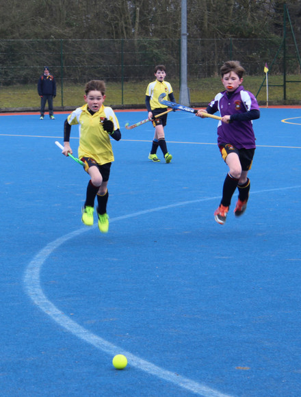 L3 & U3 Prep School Boys House Hockey Match