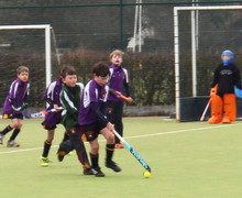 F1 & 2 Grimwade v Newbury Hockey Prep School House Matches
