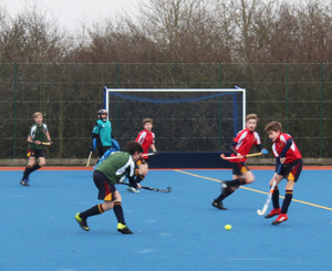 L3 & U3 Prep School Boys House Hockey Monk Jones v Grimwade