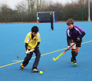 L3 & U3 Prep School Boys House Hockey Monk Jones v Newbury