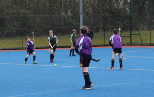 Prep School Boys House Hockey L3 & U3 Grimwade v Newbury