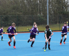 Prep School Boys House Hockey Grimwade v Newbury L3 & U3