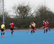 Prep School L3 & U3 Boys House Hockey Monk Jones v Westfield