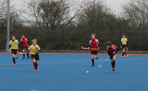 Prep School House Hockey Matches Monk Jones v Westfield