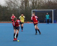 Prep School House Hockey Monk Jones v Westfield