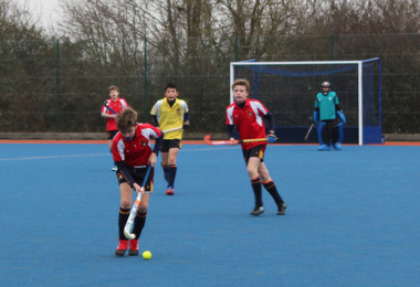 Exciting Prep School House Hockey