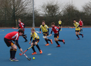 Prep School House Hockey L3 & U3