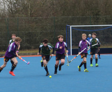 Prep School House Hockey L3 & U3 Grimwade v Newbury