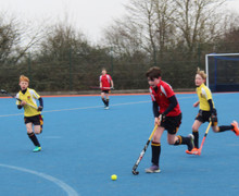 Prep School House Hockey Boys Matches L3 & U3