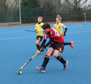 L3 & U3 Prep School Boys House Hockey Monk Jones v Westfield