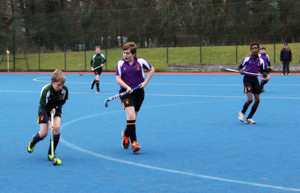 L3 & U3 Prep School House Hockey Grimwade v Newbury