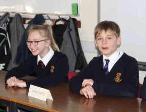 Prep School Form 2 Magistrates Visit