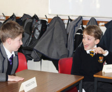Form 2 Prep School Visit from Magistrates
