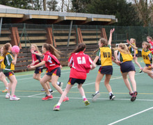 Prep School House Netball Matches March 2017